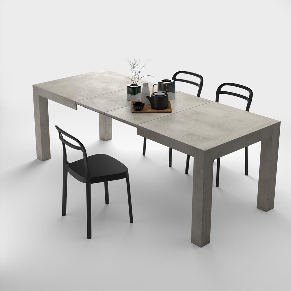 Creative ordinette minimalist design mobili fiver for Minimal home mobili