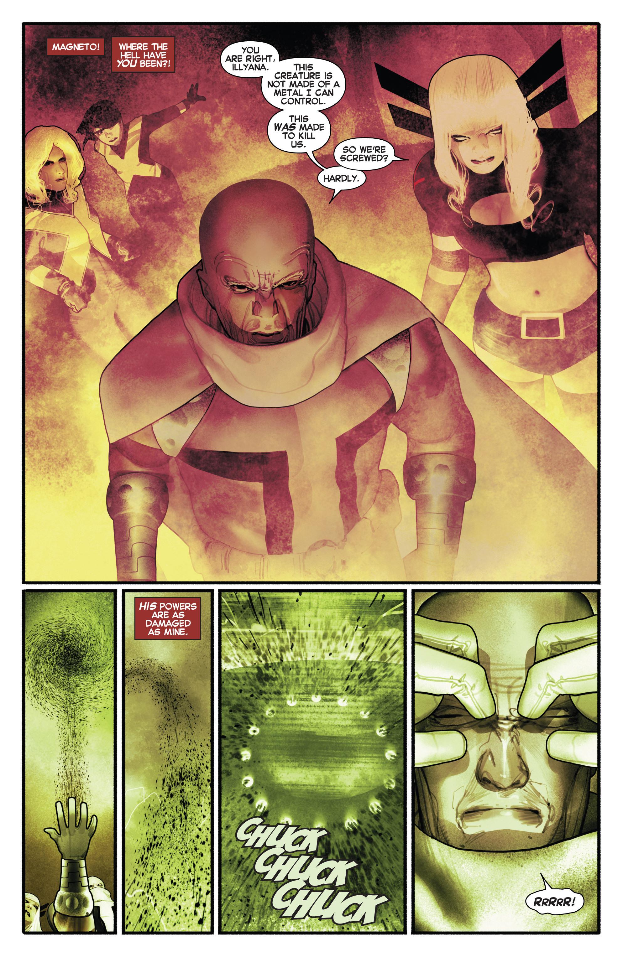Read online Uncanny X-Men (2013) comic -  Issue # _TPB 2 - Broken - 112