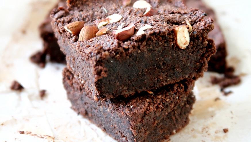 recette, brownies, haricots noirs, vegan, gluten free, sans farine, rapide, chef, katy eats, auteur culinaire, bio