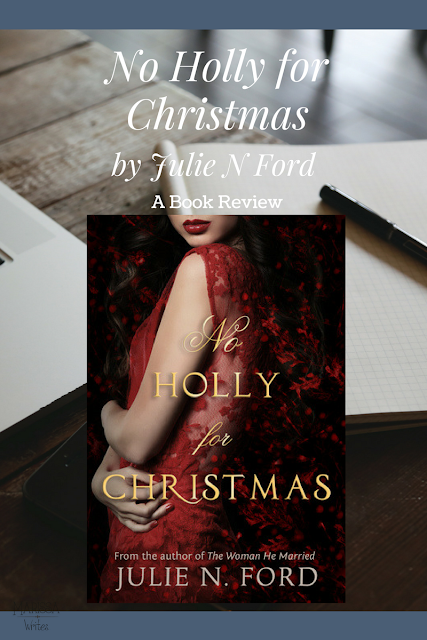 No Holly for Christmas a Book Review