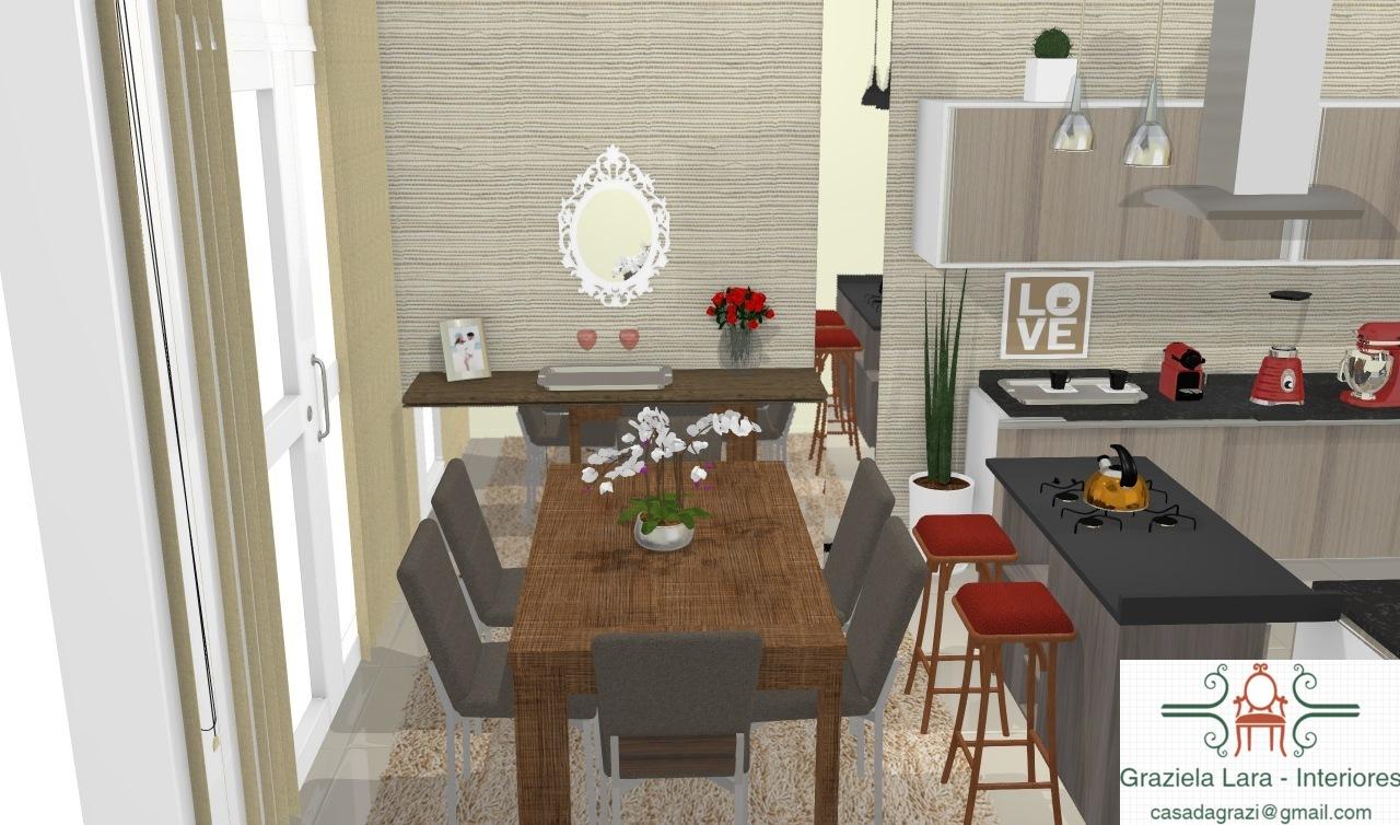 Construindo Minha Casa Clean Consultoria De Decora O Cozinha E