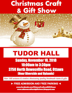 Craft Show Poster: Poster 2018