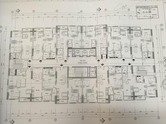 thiết kế chung cư 89 thịnh liệt