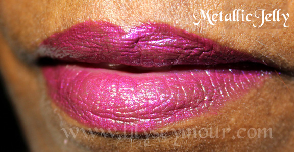Too Faced Metal Liquified Metallic Jelly