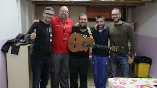 Brigada amarilla (agüita con nojotros) (Cuarteto). COAC 2019