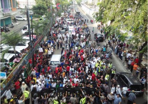 Gejolak 4 November… Ribuan Massa di Bogor Siap Berkumpul Menuntut Hukum Penista Agama