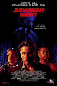 Judgment Night Poster