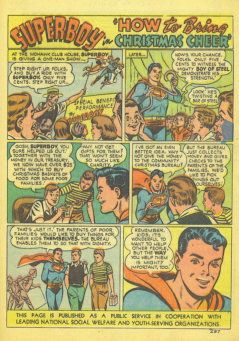 Read online Action Comics (1938) comic -  Issue #152 - 37