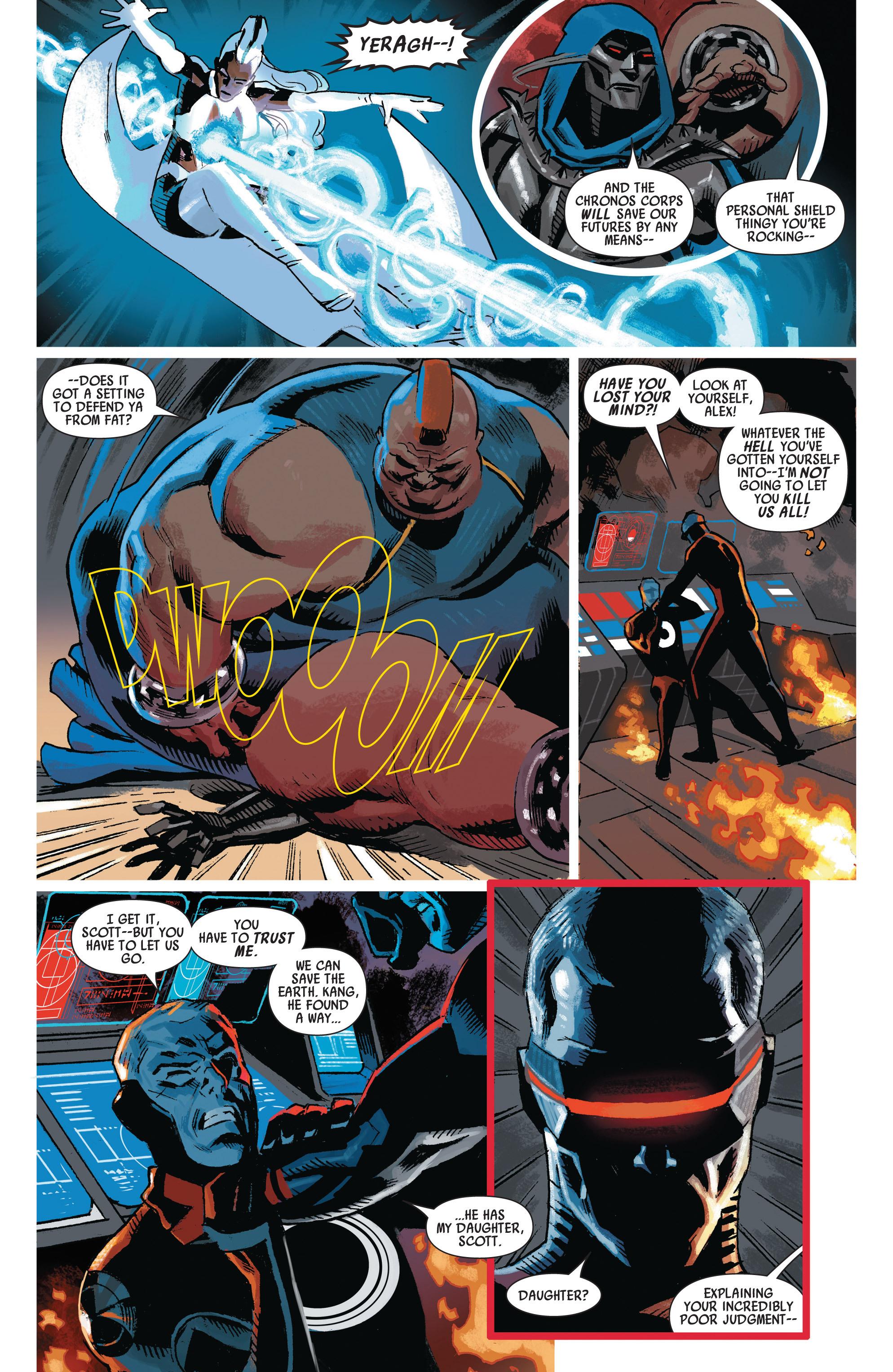 Read online Uncanny Avengers (2012) comic -  Issue #19 - 18