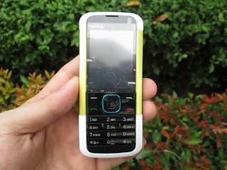 Nokia 5000 Jadul Seken Mulus Kolektor Item