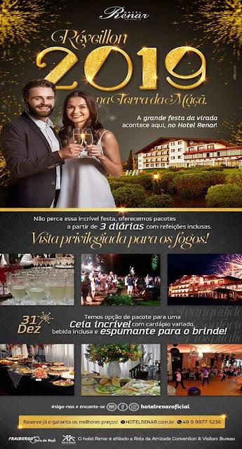 100% de ocupação hoteleira da Serra Catarinense durante os feriadões