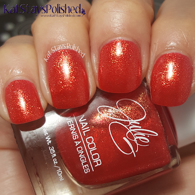JulieG Nail Color - Core 2015 - Albuquerque | Kat Stays Polished