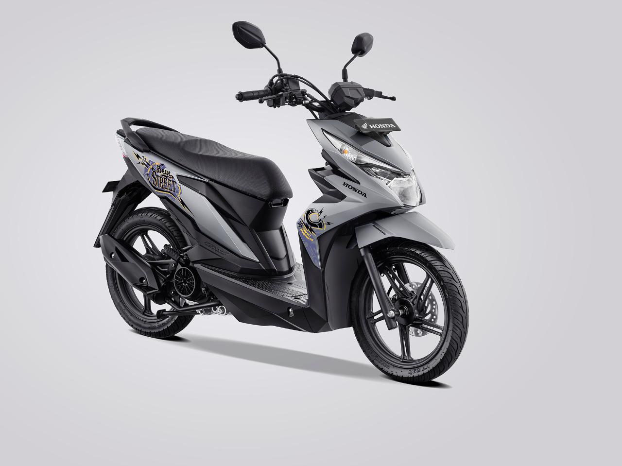 AHM awali tahun 2019 dengan merilis warna baru untuk Honda BeAT versi 2019