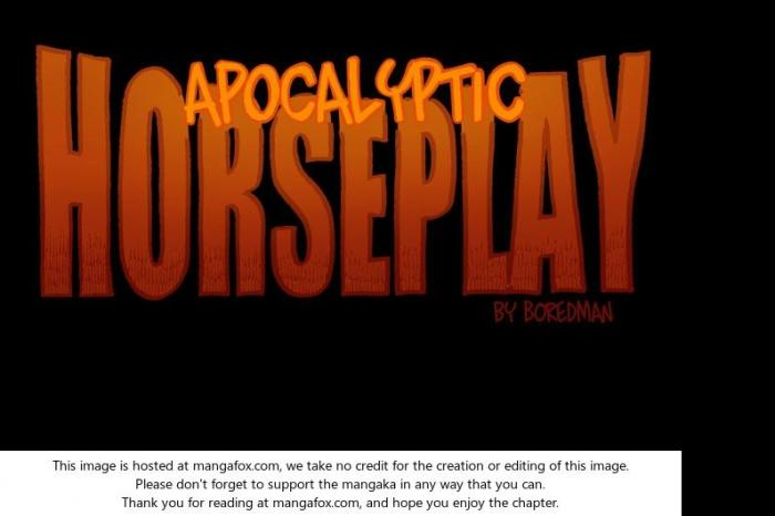 Apocalyptic Horseplay - Chapter 7