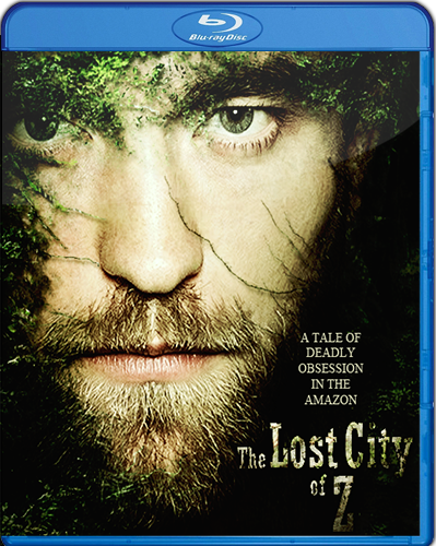 The Lost City of Z [2016] [BD25] [Latino]