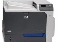 HP Color Laserjet CP4025N Driver Download
