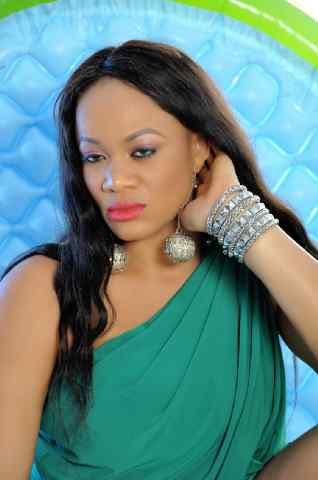 Nigerian actress nude