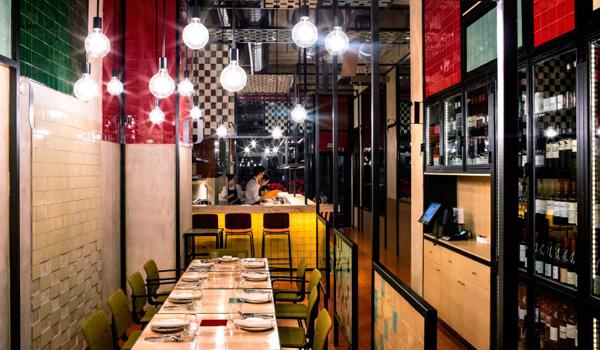 Restaurante Disfrutar en Barcelona