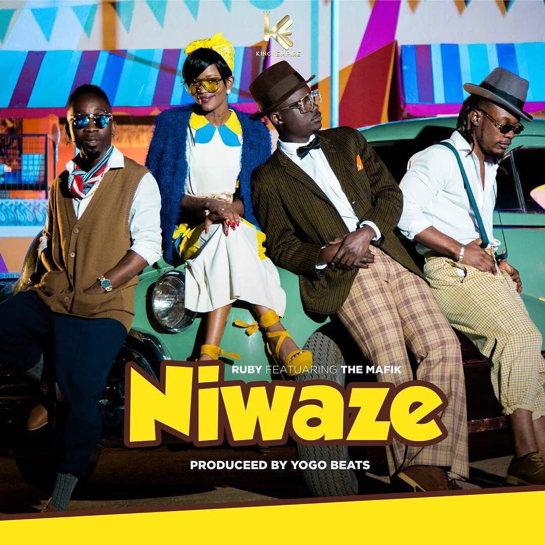 NEW MUSIC: Ruby feat  The Mafik - Niwaze | Download MP3 - Download