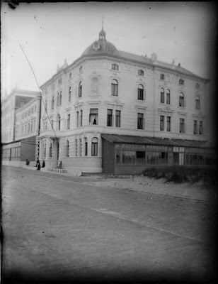 Strand-Villa Lübben - Borkum - um 1900