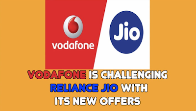 vodafone and jio