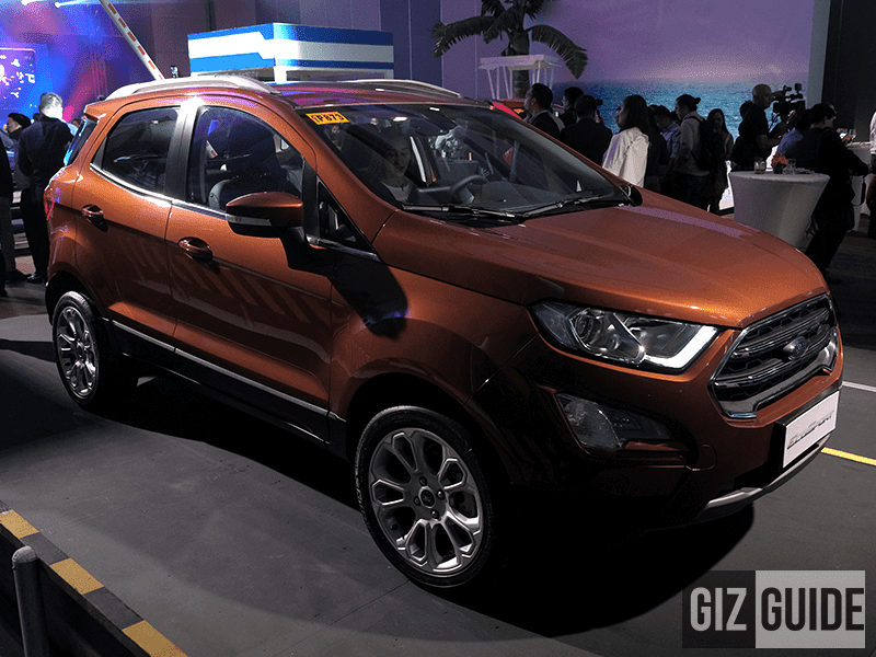 Ford announces new Ecosport for 2018 in the Philippines!