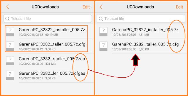 Cara Meneruskan Download Yang Terhenti Di UC Browser