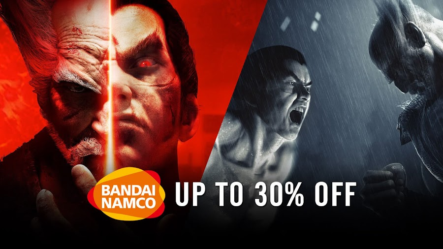 tekken 7 rematch edition ultimate sale humble bundle