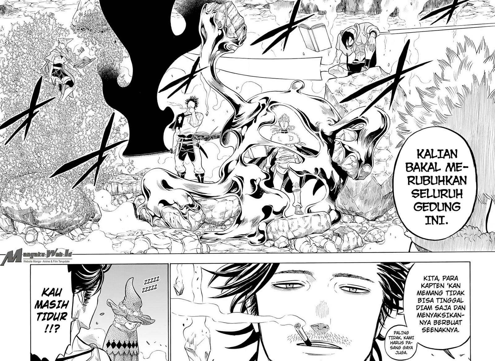 Manga Black Clover Chapter 55 Bahasa Indonesia