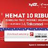 CARA HEMAT KUOTA INTERNET TELKOMSEL 10 RIBU