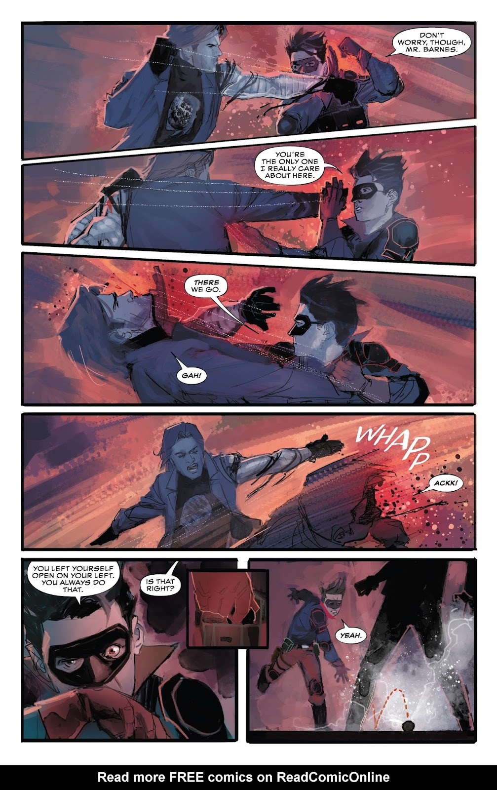 Read online Winter Soldier (2018) comic -  Issue #2 - 11