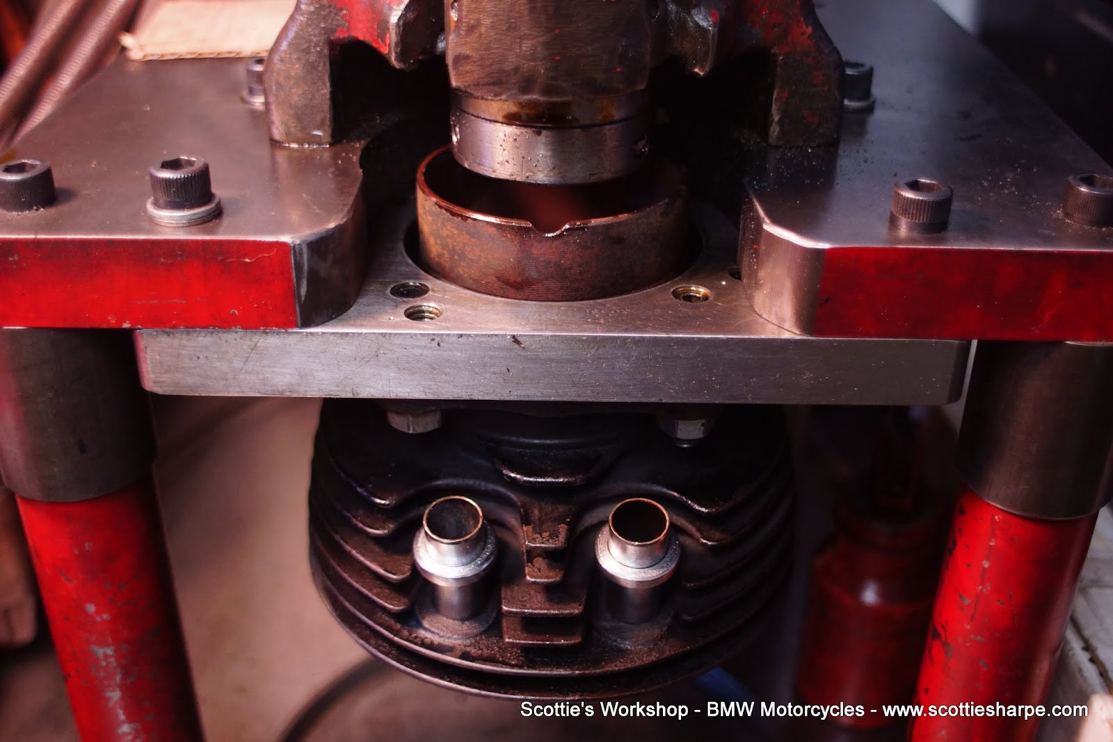 Scottie's Workshop: Cylinder Boring and Honing Services
