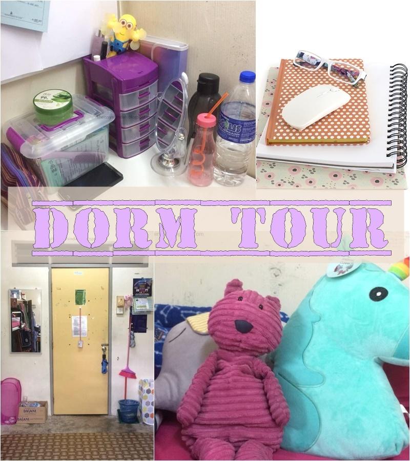 room tour UiTM Merbok