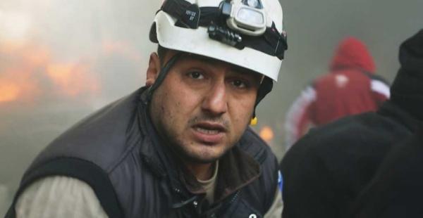 Uno de los miembros más destacados de los Cascos Blancos, y uno de los protagonistas de 'Last men in Aleppo'