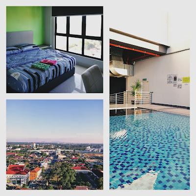 Apartment Menarik di Kota Bharu | Harga Bajet Dapat RM 30 sahaja