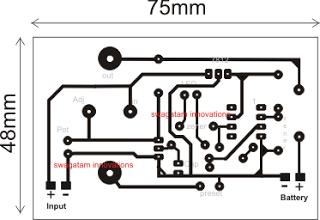 PCB Design Li-ion high current charger