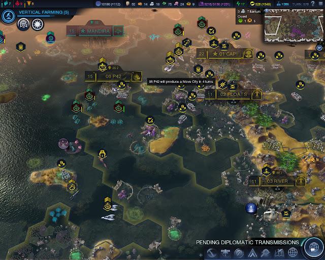 Civilization: Beyond Earth  | Snail City screenshot