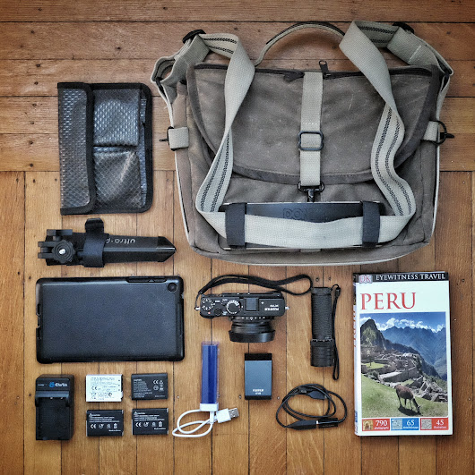 Fujifilm X70, Ultimate Travel Kit