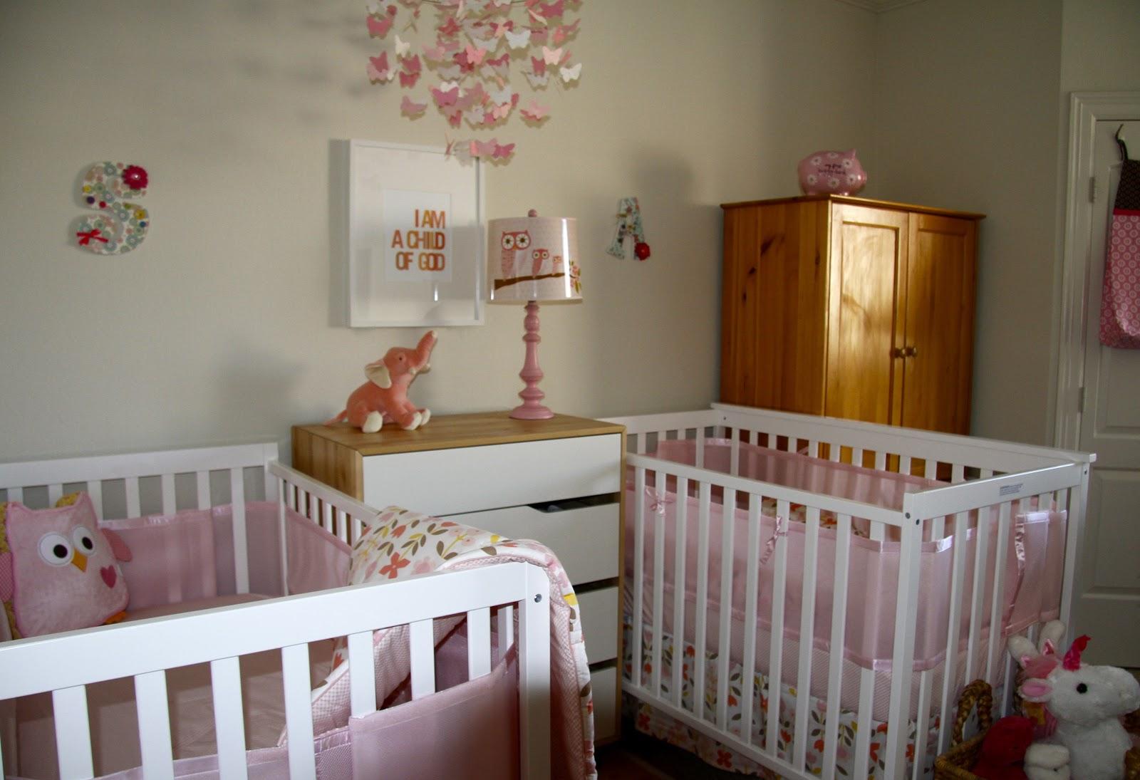 Sherri Cassara Designs: A nursery for twins ... finished!