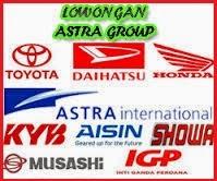 Info Lowongan Kerja PT.ASTRA GROUP INTERNASIONAL Tbk