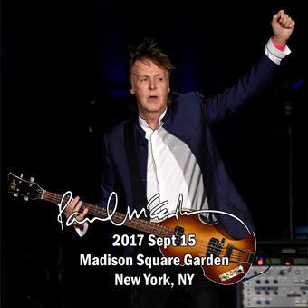Cd Bootleg By Deer 5001 Paul Mccartney 2017 Madison Square Garden Flac