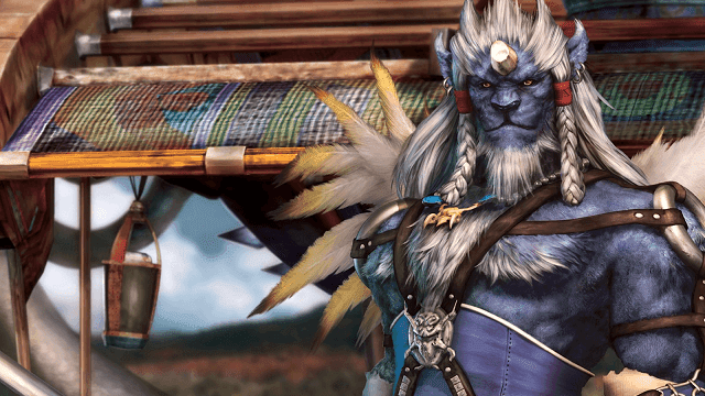 Meski wujudnya keren, nyatanya peran Kimahri di Final Fantasy tidak seseram penampilannya