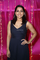 Rashmi Gautam in Black Sleeveless Gown at Zee Telugu Apsara Awards 2017 08.JPG
