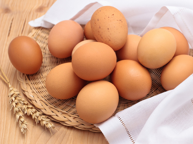 Eating Eggs for Breakfast for a Healthy Diet