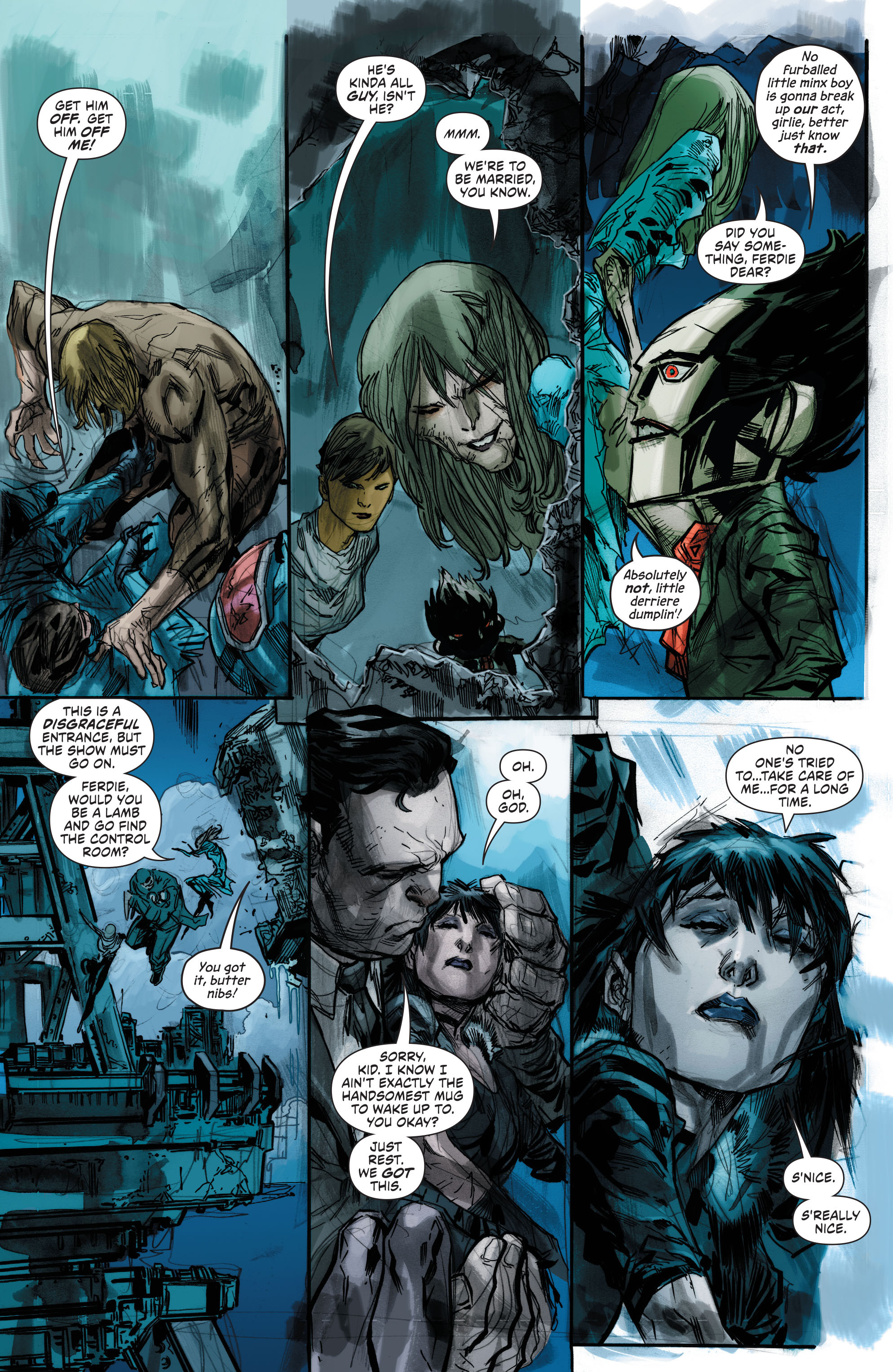 Read online Secret Six (2015) comic -  Issue #2 - 18