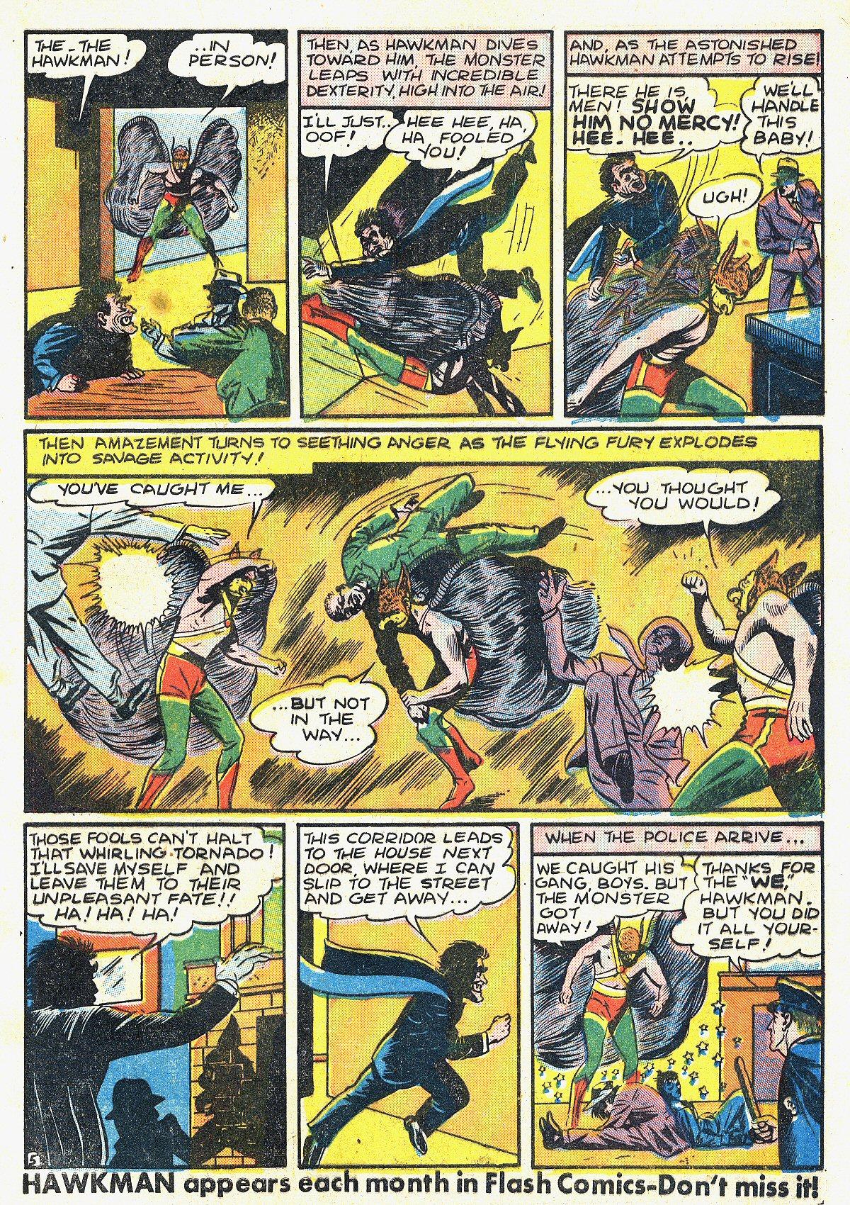 Read online All-Star Comics comic -  Issue #20 - 12