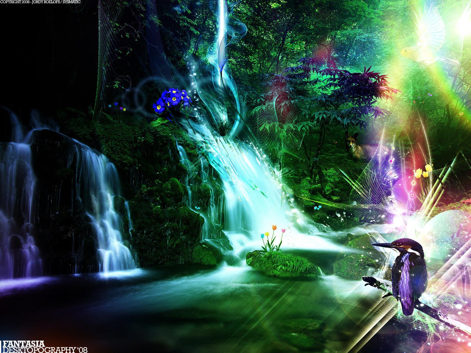 Desktop wallpaper hd art hd 3d nature butterfly dwonload for Immagini 3d hd