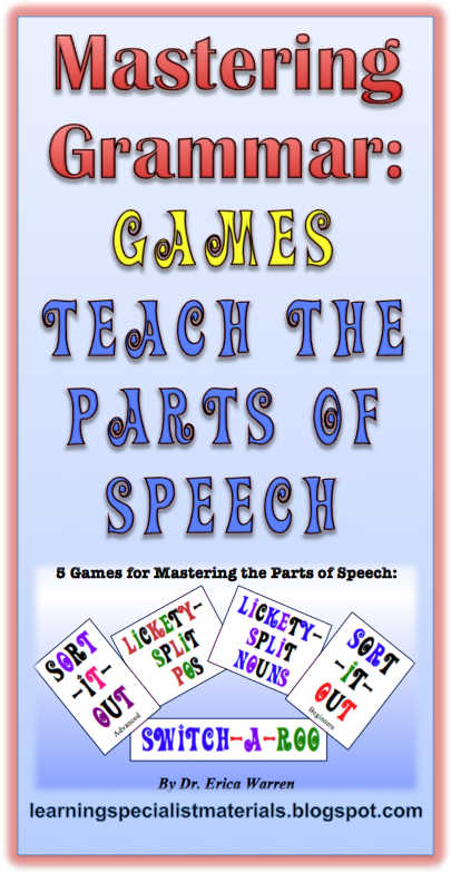 Fun Grammar Games