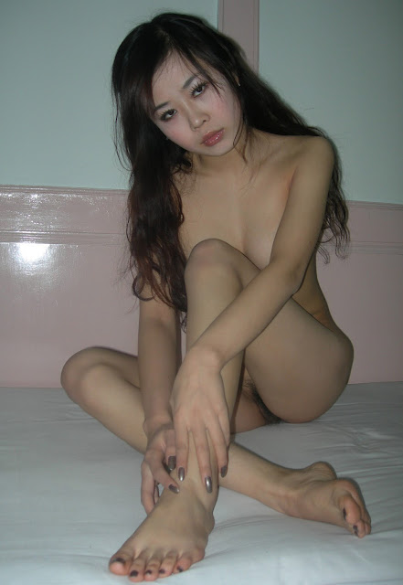 Chinese Sexy Nude Model XXX Porn Photos