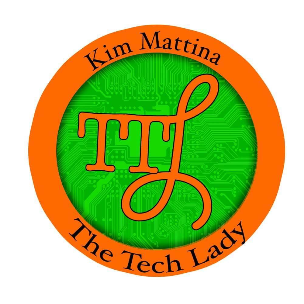 The Tech Lady Logo